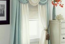 Curtains and curtain styles
