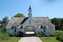"""L&G Cupolas / """"7 Homes With Welcoming Exteriors"""""""