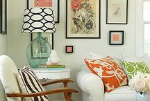 Cottage Style Staging