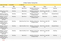 triathlon October 22