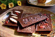 Schokolade und Pralinen