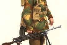 British Paratrooper - Operation Market Garden 1944
