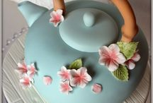 Teapot Cakes / by Premier CakeCreations