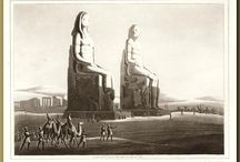 The Ancient World / The Ancient World is the era from the beginning of recorded human history to the Early Middle Ages. Great civilisations such as the Egyptian, Greek and Roman empires created incredible buildings and cities that still fascinate mankind today.