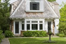 Home Exteriors / Get inspired by this collection of beautiful home exteriors!