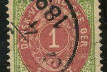 Dansk Stamps