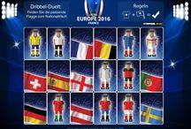 Euro2016 / Spiel und Spaß rund um die EM 2016