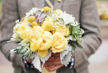 Yellow Wedding / by JoyKatharine