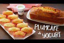plumcake allo yougourt
