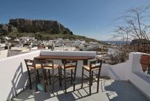 Villa Eftihia Lindos Rhodes / Vacation luxury villa located in the well known Lindos of Rhodes island in Greece