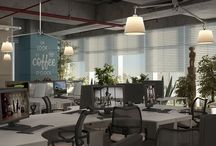 Corporate spaces by Essentia Environments / What we love to create