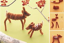 Crafts: Pipe Cleaner Animals / by Patricia Dalton