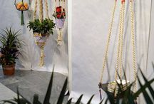 Macrame / art with rope and knot