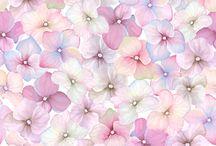 Na flower pattern