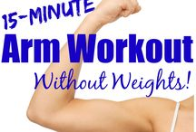 Healthy living & workouts