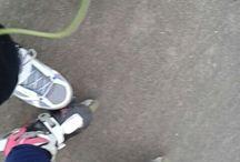 Roller on