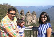 Blue Mountains / Some of the amazing lookout sights in the blue mountains