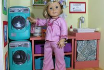 American girl doll diy