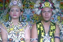 Indonesian Traditional Wedding Costumes