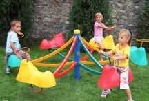 Carousels / We are the leading producer of playground equipment. We produce: slides, swings, carousels, climbers, outdoor table tennis, outdoor fitness equipment, basketball hoops, tennis boats, pools. Visit us: www.etopogane.ro
