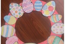 Easter crafts / by Cheri Summers