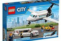 Lego City Oyuncakları