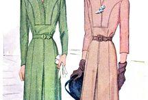 MÓDA 1930-1959