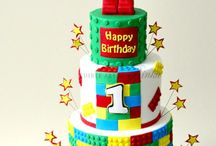 Lego birthday party for Chris / by Kimberly Meadows
