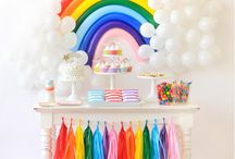 Party arcobaleno