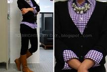 Outfits / by Natalia Claveria