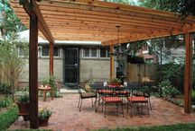 Outdoor Living / by Kim Busch
