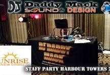 SunRise Senior Living Staff Party Habour Towers Vic BC / Great Rockin Staff Party Harbour Towers Sun Rise Staff, Thanks for letting me charm your party with the best music!! #yyj #djdaddymack #weddingDJ #affordableDJ #eventDJ #vancouverisland #birthdays #djdaddymackspacemusicbar