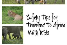 Travel with Kids in Africa