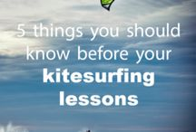 Kitesurfing / A board for kitesurfing tips, lessons, pictures and more.