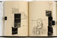 Sketchbooks / Silent Comics sketchbooks
