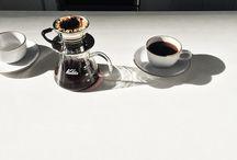 Utstyr for å gjøre kaffe bra