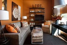 Lounge-family rooms