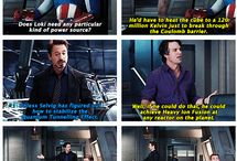 The Avengers / by Taelor Brett