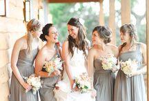bridesmaids / by Joanna Forman