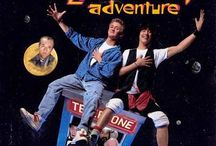 Bill & Ted's Excellent Adventure Movie- Keanu Reeves