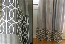 cortinas e tapetes