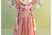 OOAK~One of a kind Art Dolls / One of a kind Art Dolls / by Gayle Montayo