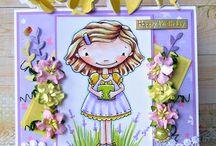 My Jennifer Nilsson Cards