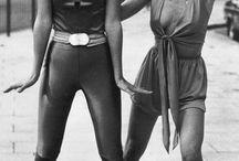 Női divat az 1960-as és 70-es években