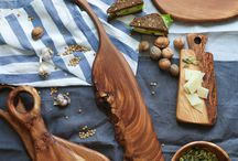 """Cutting boards """"Smola"""" / #wood #cutting #board #serving #food #photo #photography"""