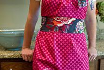 kitchen aprons and accessories