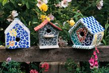 Birdhouses / by Karen Wheeler