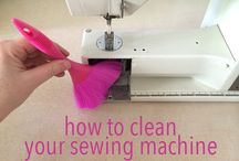 Sewing & Sewing Machine Tips