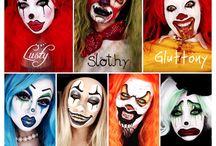 Body & Face Art