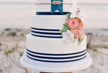 Inspiration: Nautical wedding